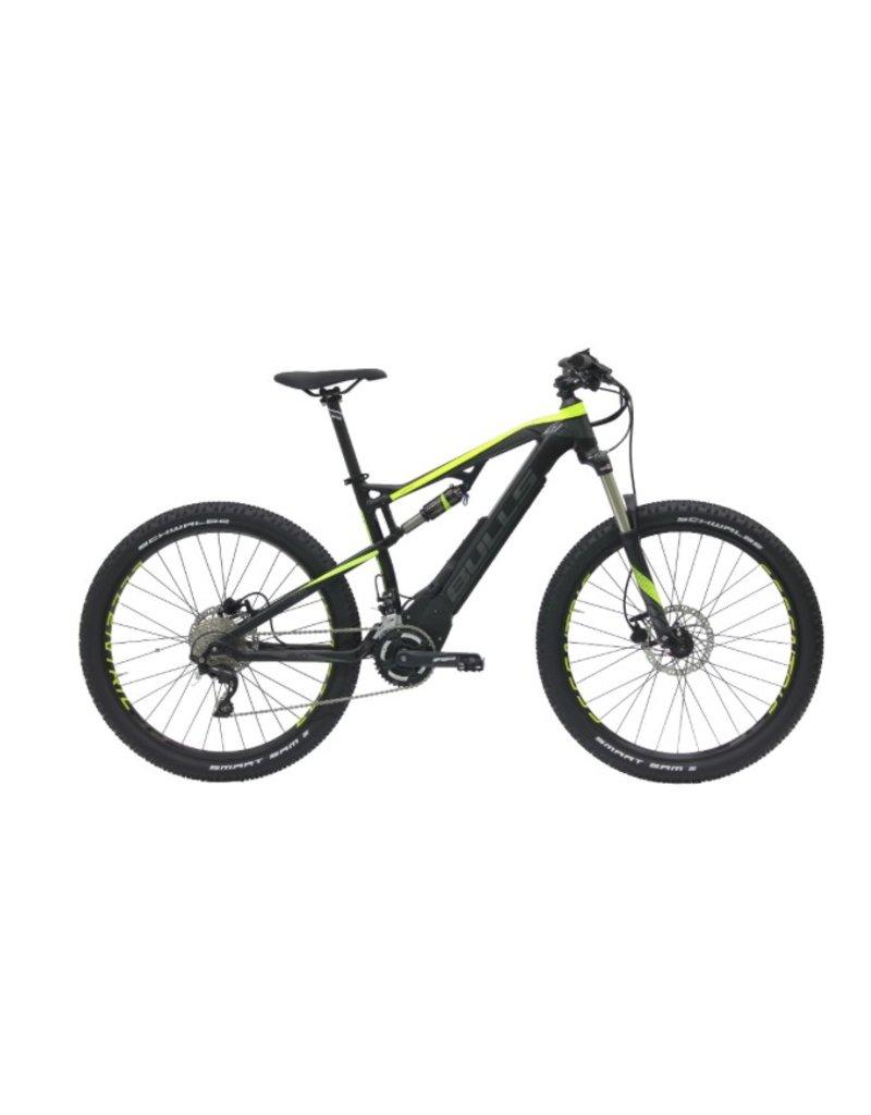 Bulls 2018 Bulls E-Stream EVO FS 2 27.5+ Black/Yellow 51cm Electric MTB Bike