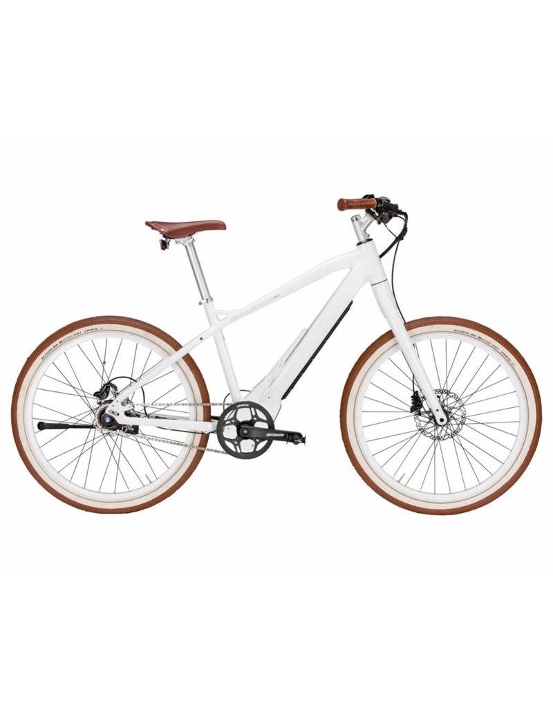 Bulls 2018 Bulls Sturmvogel 26 Shiny White 46cm Electric City Bike