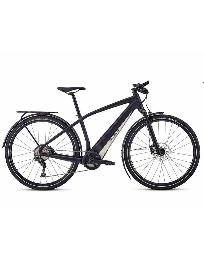 Specialized 2018 Specialized Turbo Vado 4.0 Electric Road Hybrid Bike Black/Platinum LRG