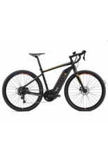 Giant 2018 Giant ToughRoad E+ GX Matte Black Electric Road Gravel Adventure Bike LRG