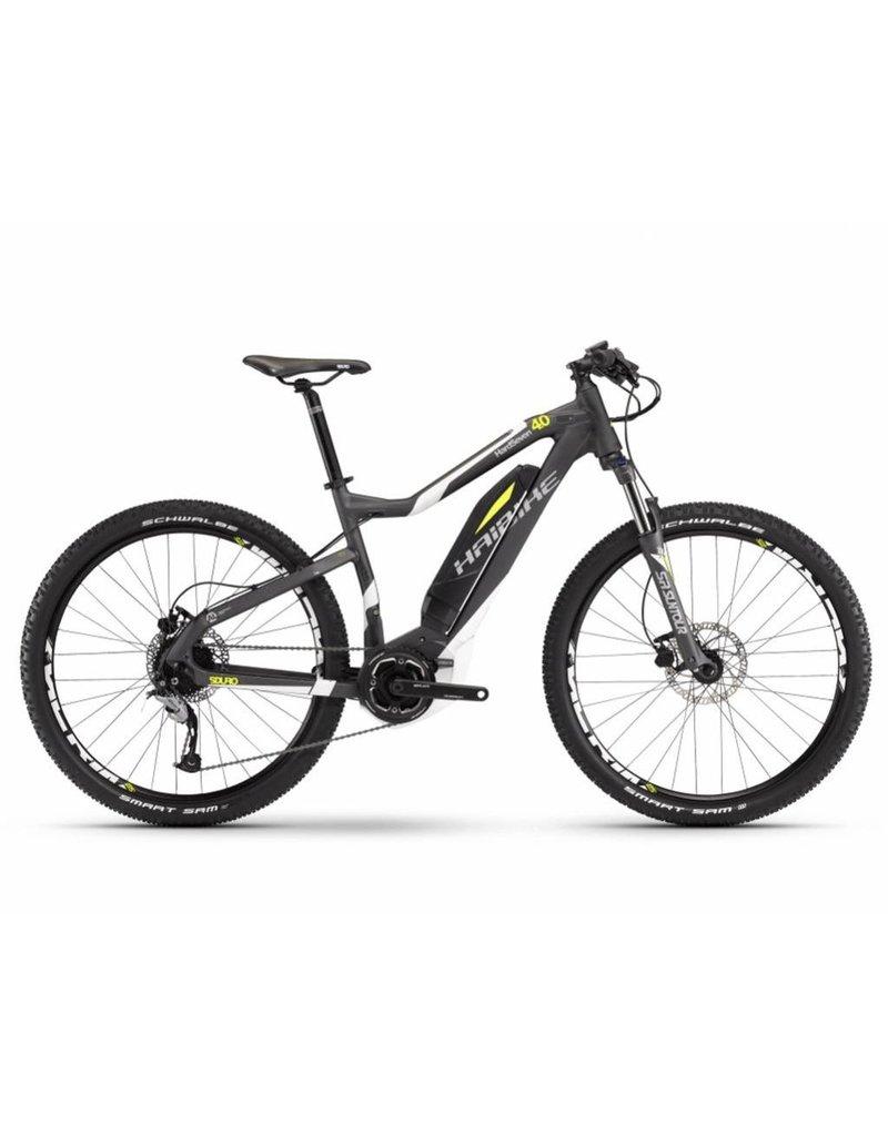 HaiBike 2017 Haibike SDuro HardSeven 4.0 27.5 Electric HT MTB Bike Grey 55cm/XL *ON SALE*