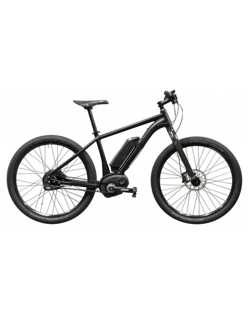 2015 Cube SUV Hybrid SL 27.5 Belt Drive Nuvinci Electric HT Urban MTB Bike Black 18 *ON SALE*