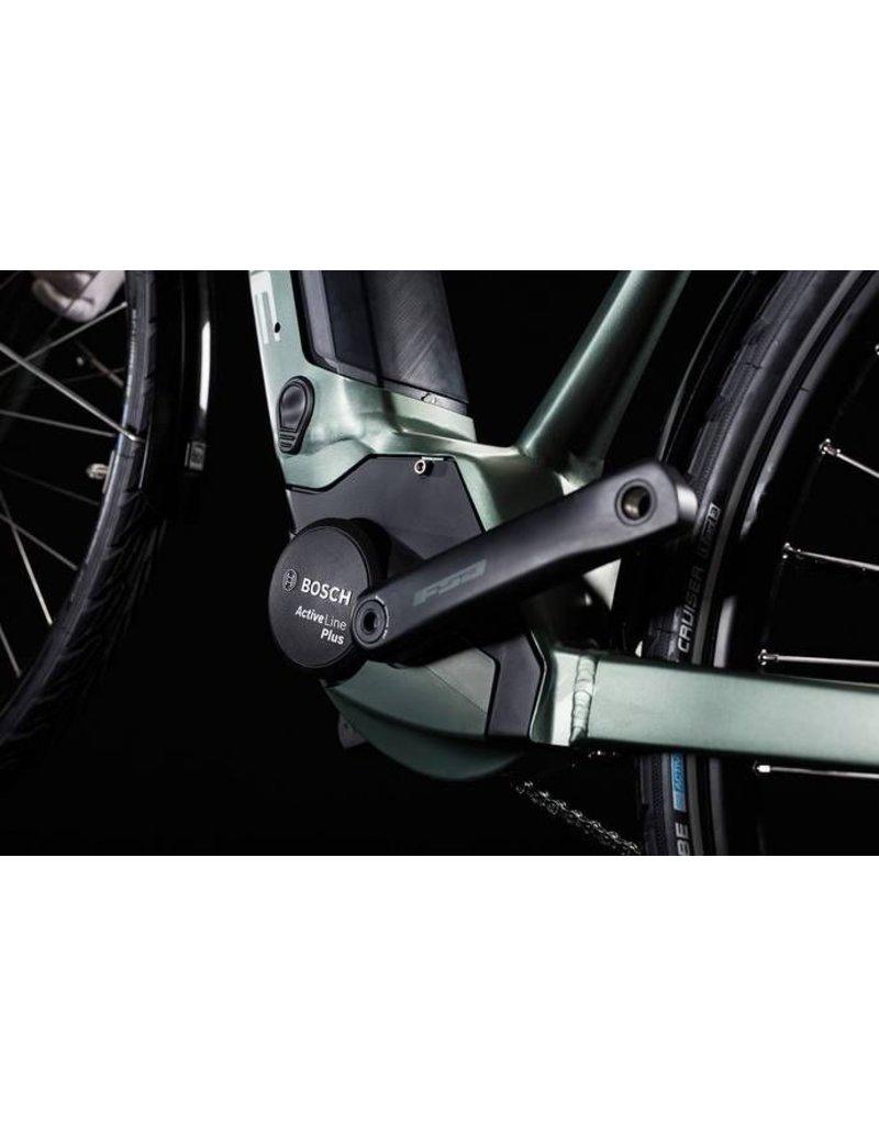 Cube 2018 Cube Touring Hybrid ONE 500 Electric Hybrid Bike