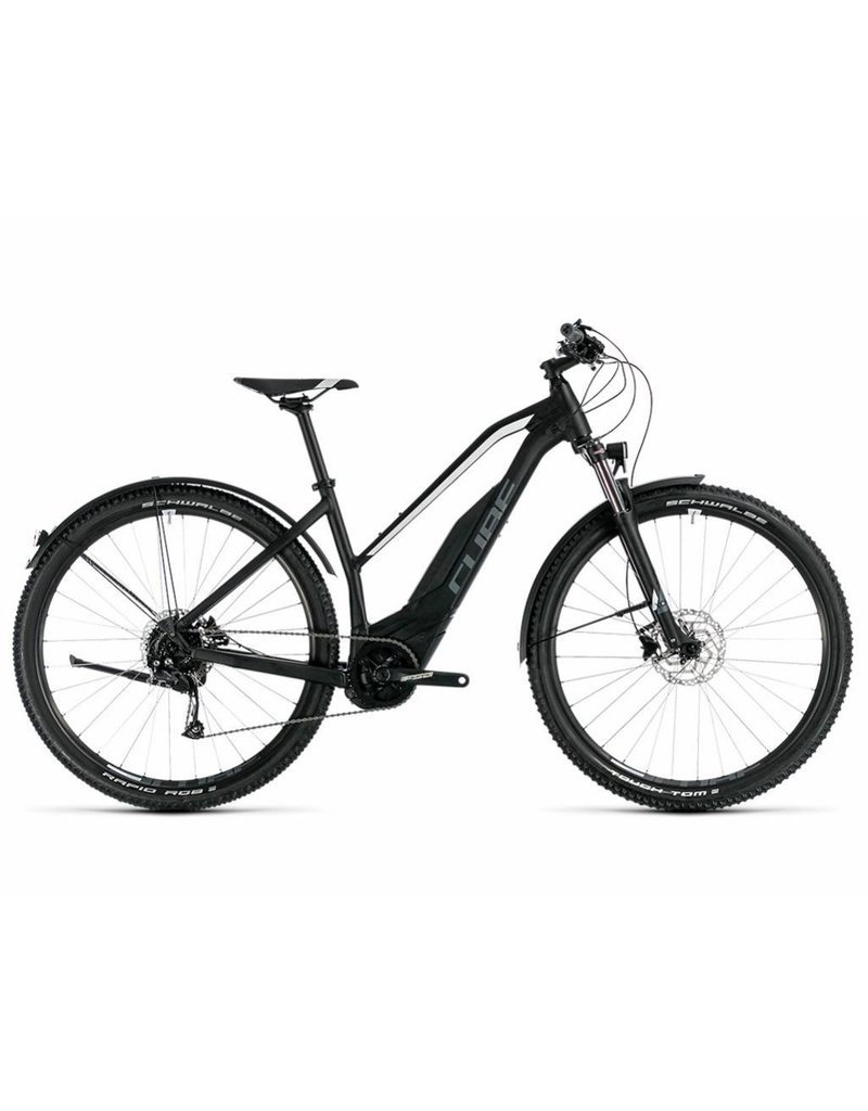 Cube 2018 Cube Acid Hybrid ONE Allroad 500 29 Electric HT MTB Bike Trapeze