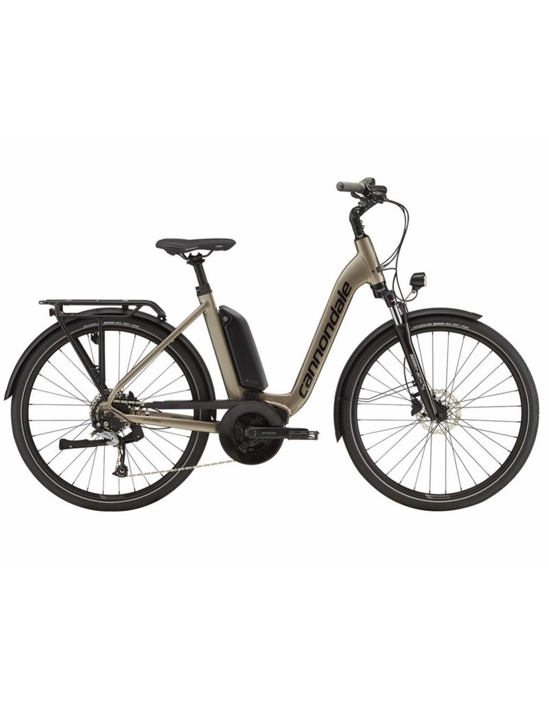 Cannondale 2019 Cannondale Mavaro Neo City 27.5 Electric Urban Bike