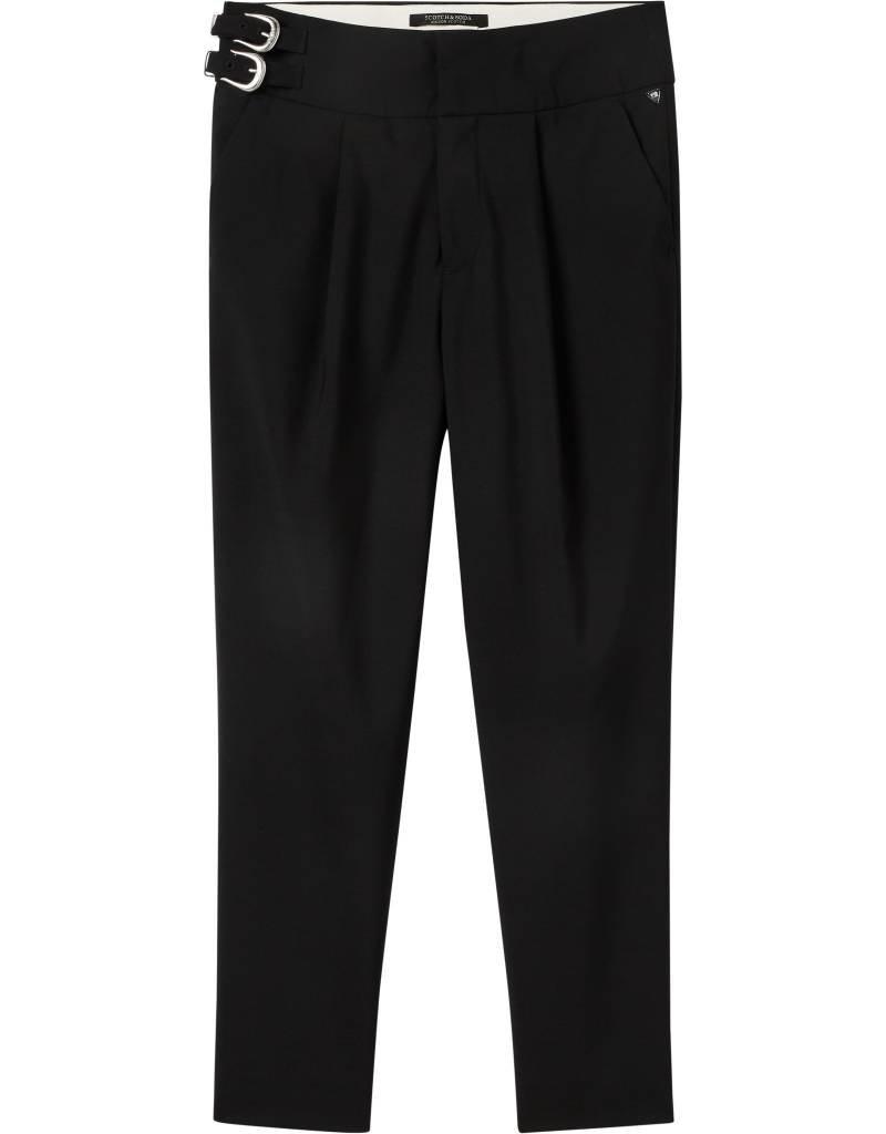 Pantalon avec détail boucle western