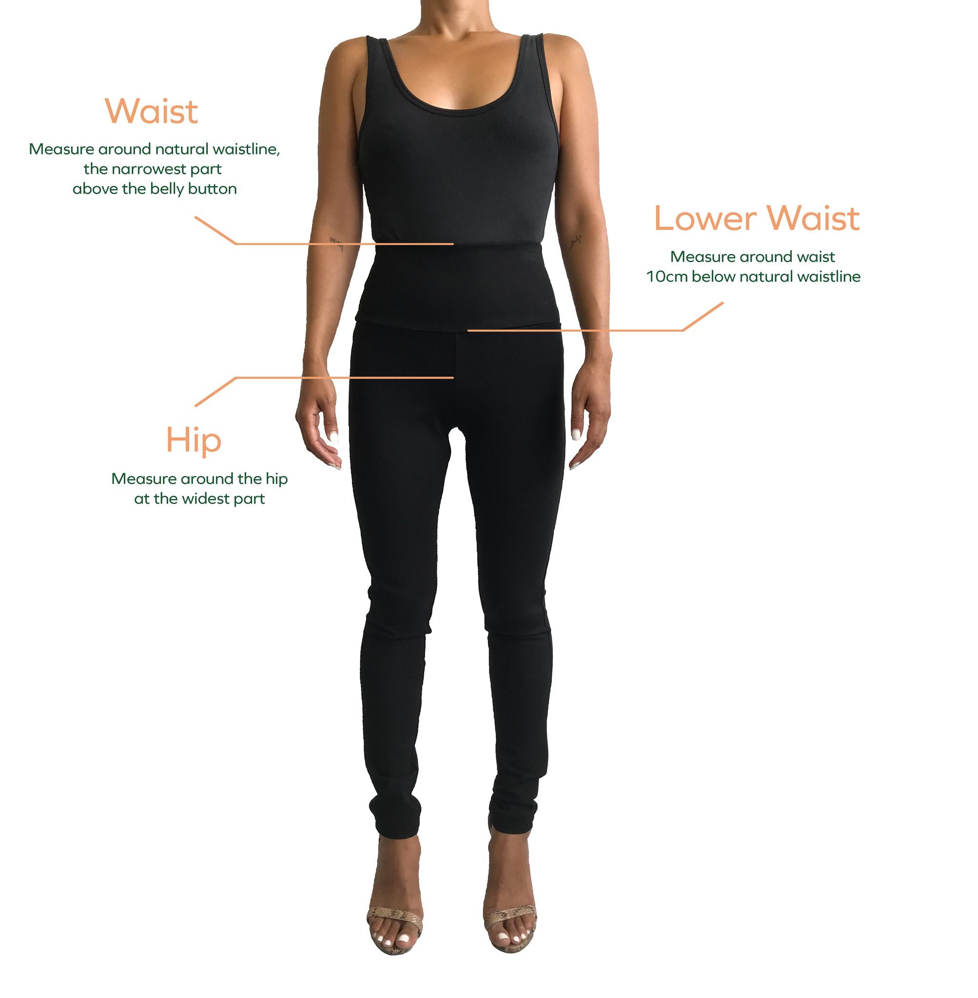 Full Body Measurements