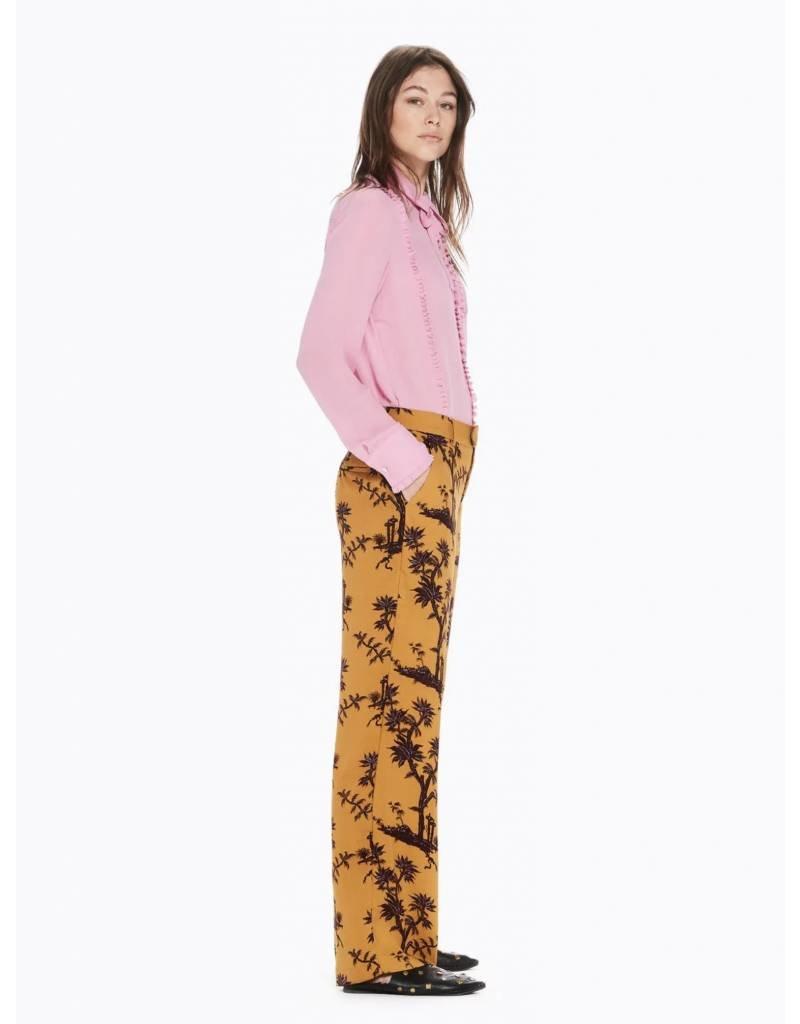 Pantalon jambes larges
