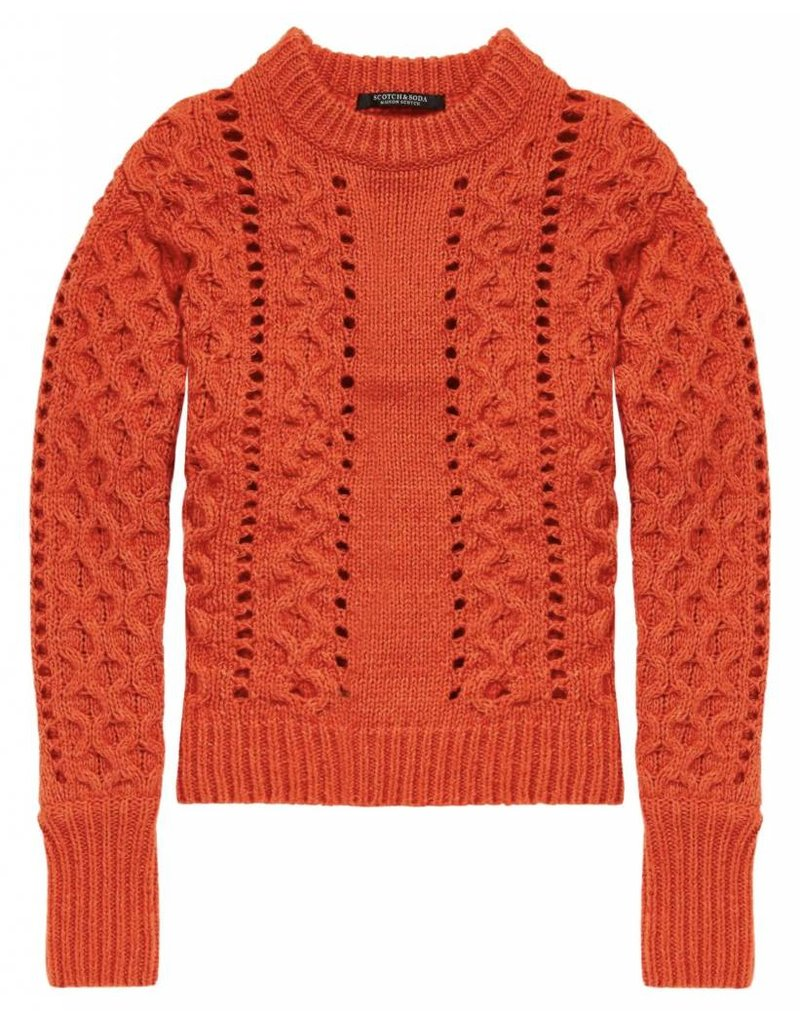 Crew Neck Knit