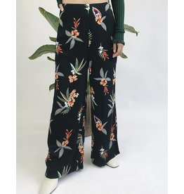 Floral Print Lightweight Pant