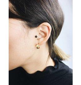 Lauren - Boucles d'oreilles plaqué or