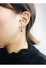 Dolag - Rose Gold Plated Earrings