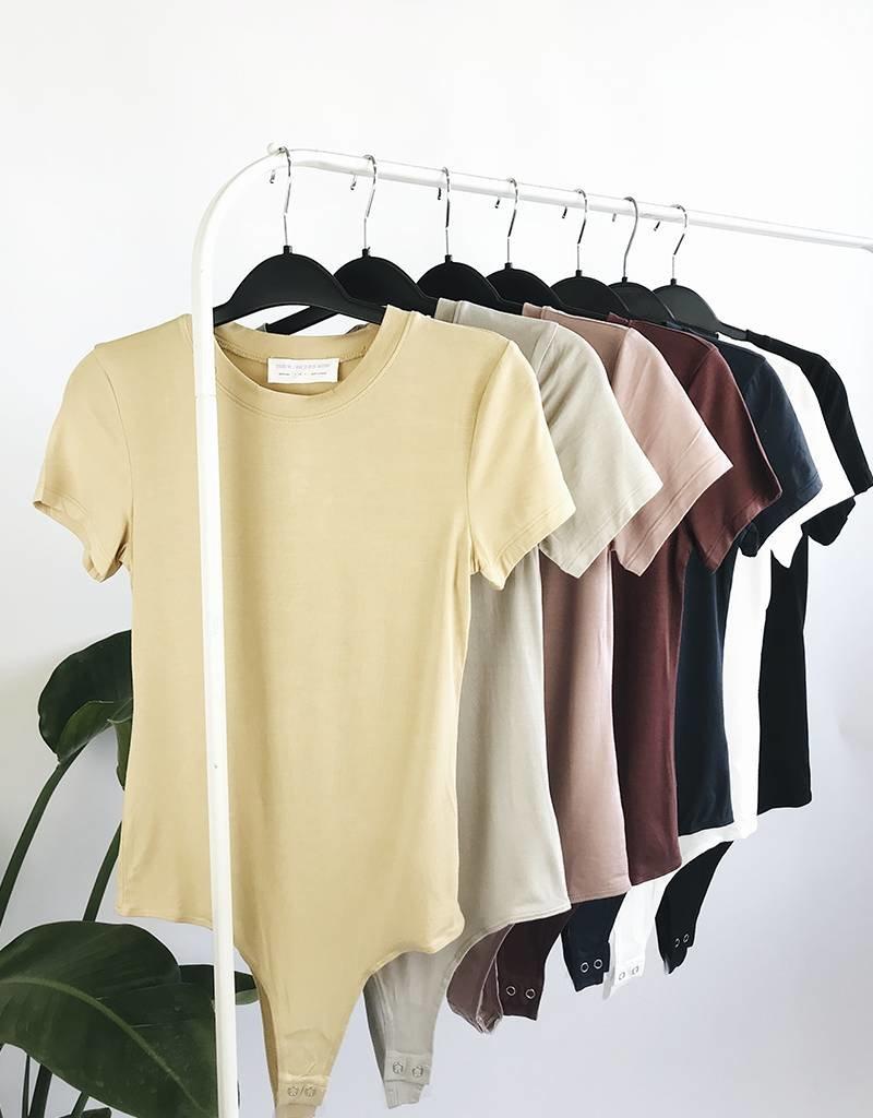 T-shirt body classique