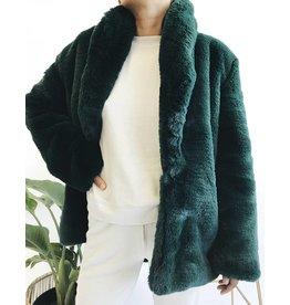 Super Soft Faux Fur Coat