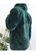 Manteau en fausse fourrure ultra-doux