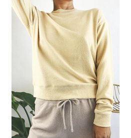 Super Soft Knit Sweatshirt