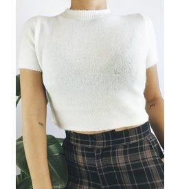 T-shirt court ultra-doux