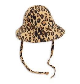 Mini Rodini mini rodini- Basic Leopard Sun Hat
