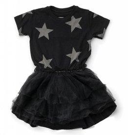 NUNUNU nununu star tulle dress