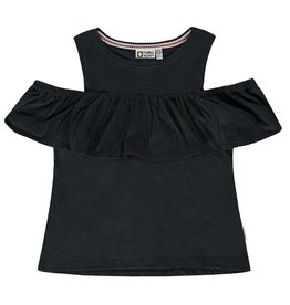 TUMBLE 'N DRY Tumble Dry Akai Cold Shoulder Top