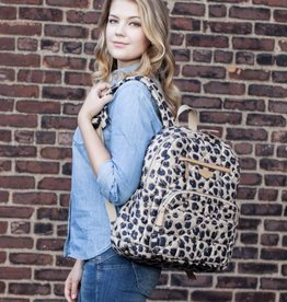 Twelvelittle Twelvelittle - Companion Backpack - Leopard