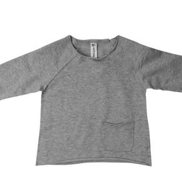 Earth Baby Outfitters Earth Baby  - Raw Edge Sweater