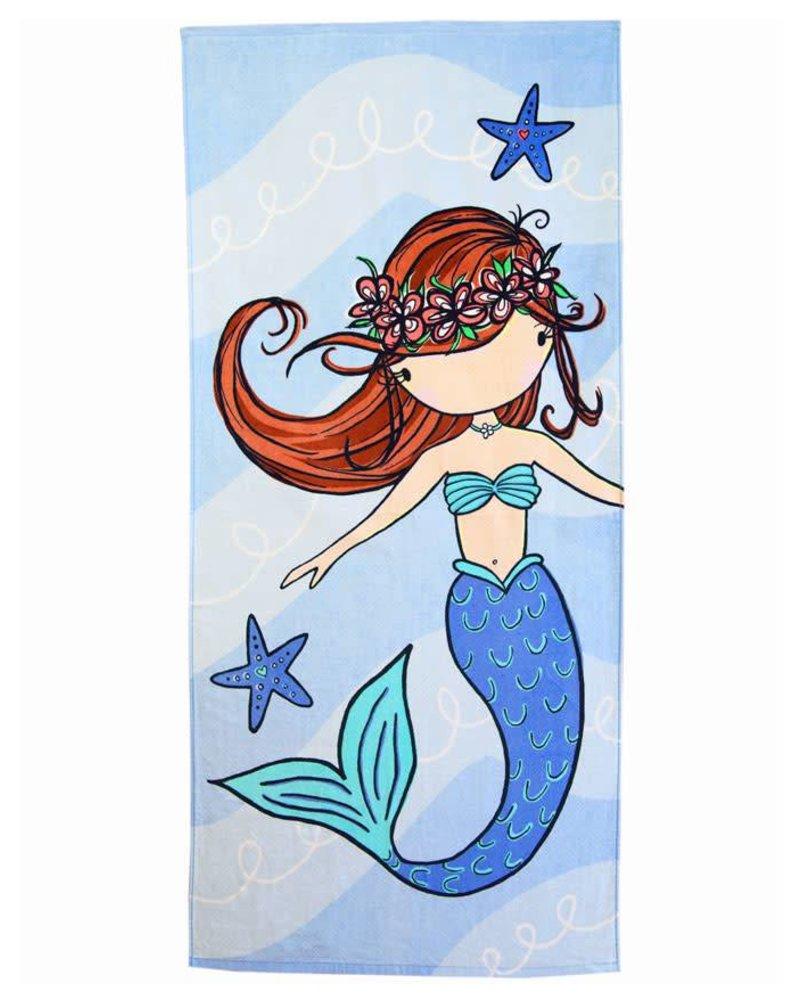 TOWEL Mermaid