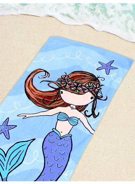 TOWEL Mermaid