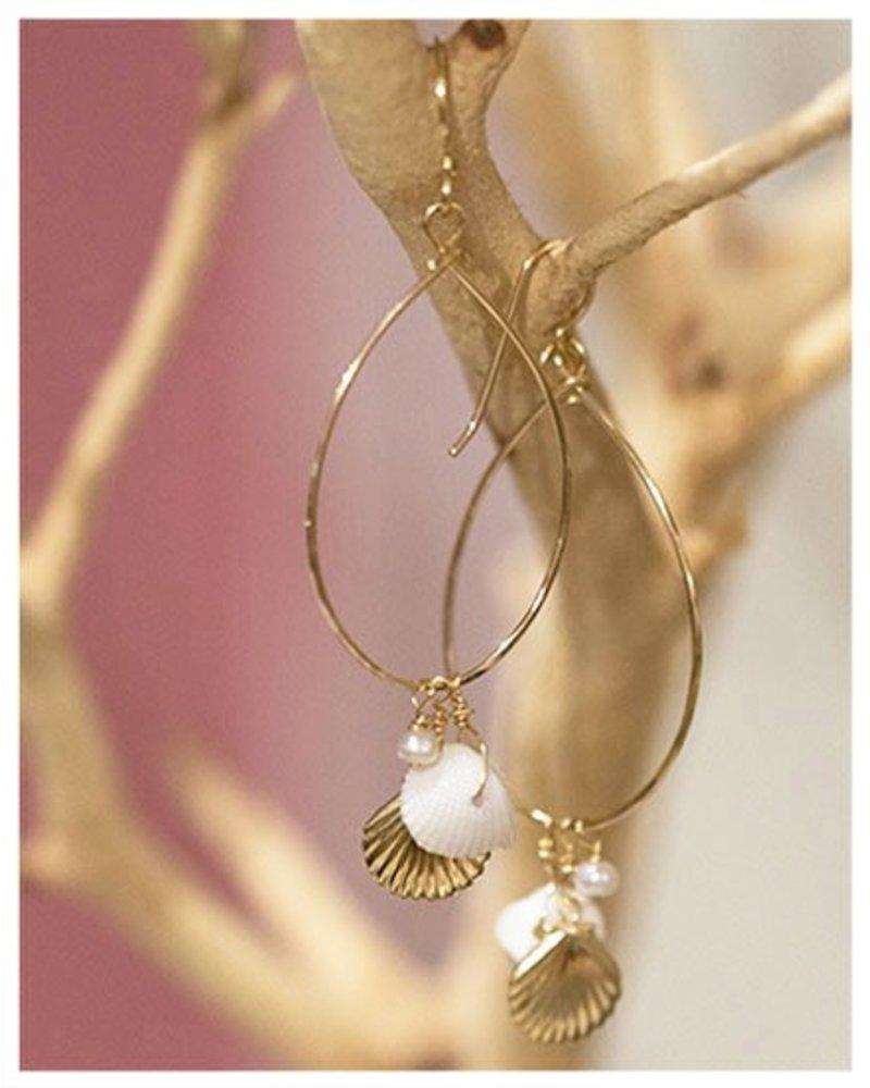 HI ASHLEY MALIA Moani Earrings
