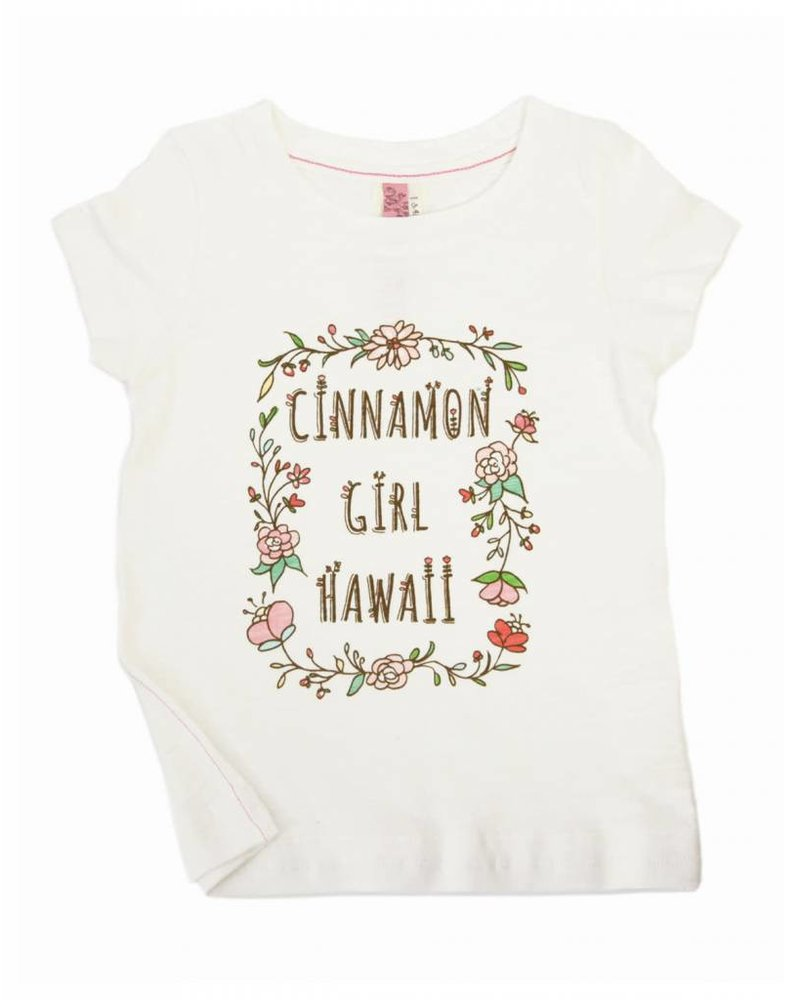 LIL TEE Cinnamon Girl - Cream