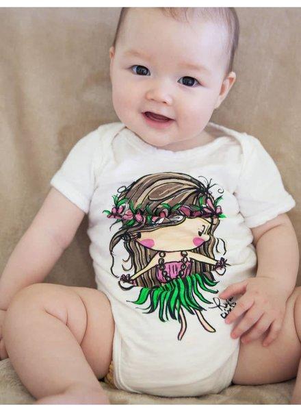 ONESIE Hula Girl