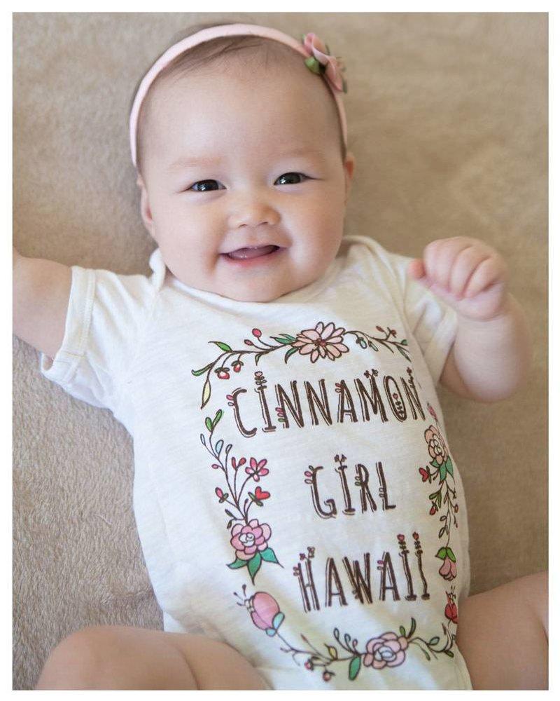 ONESIE Cinnamon Girl
