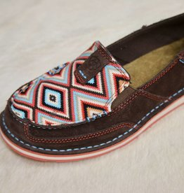 ARIAT ARAIT WMS CRUISER COFFE BEAN/AZTEC