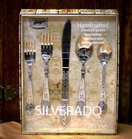 WESTERN MOMENTS WM Star/Bead20pcFlatware