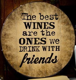 THE BEST WINES SIGNS