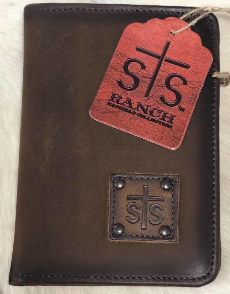 STS34050 WALLET STS MAGNETIC BROWN