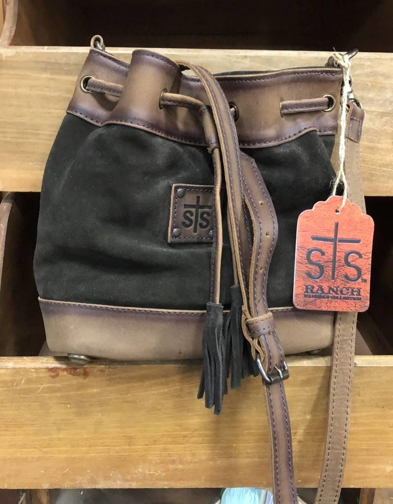 STS HERITAGE BUCKET PURSE BAG