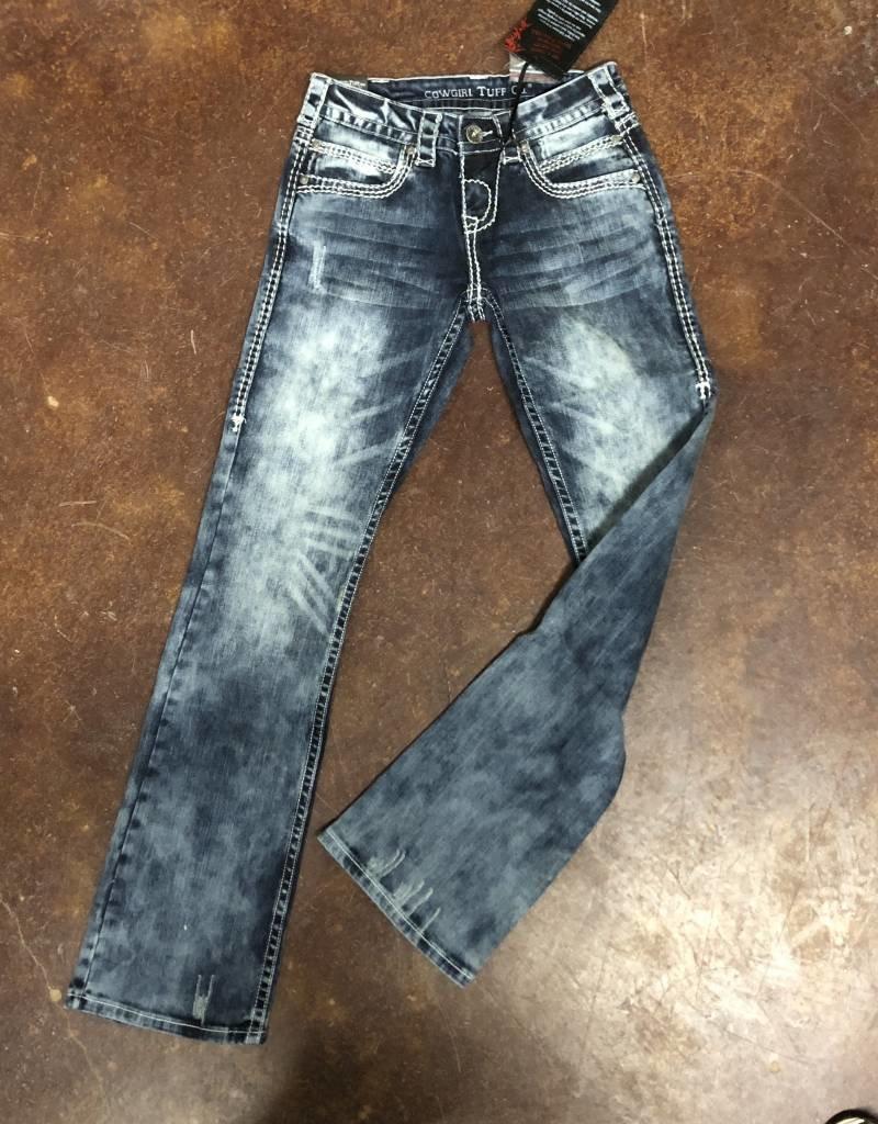 OMG Womens Jean 30 Length Short