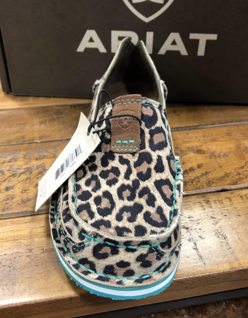 ARIAT WMNS CRUISER CHEETAH TURQ