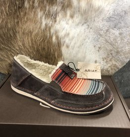 ARIAT ARIAT WMS CRUISER FLEECE CHC GRY/STHWSTN SERAPE SHOE