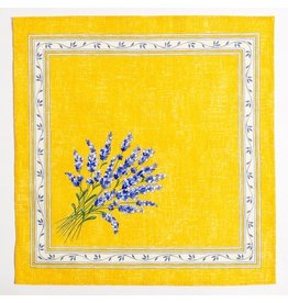 Napkin Valensole Yellow