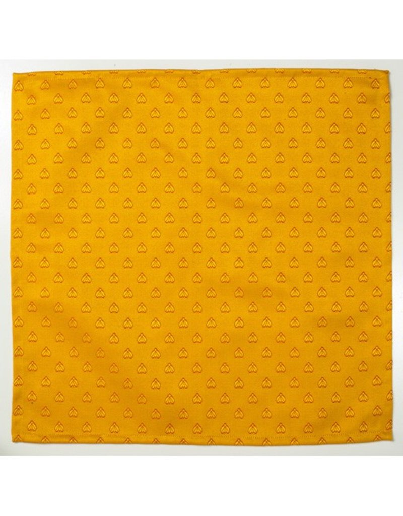 Napkin Small Bee Gold