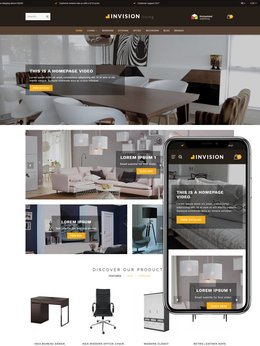 Invision Home & Living