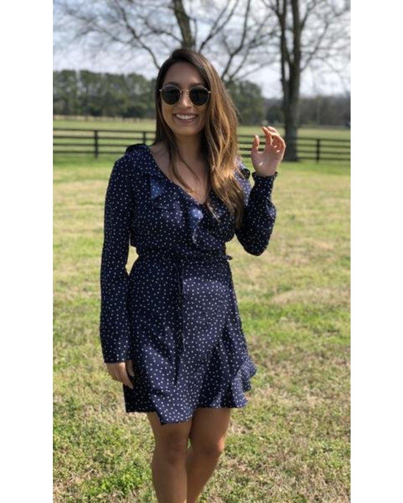 Charleston Wrap Dress