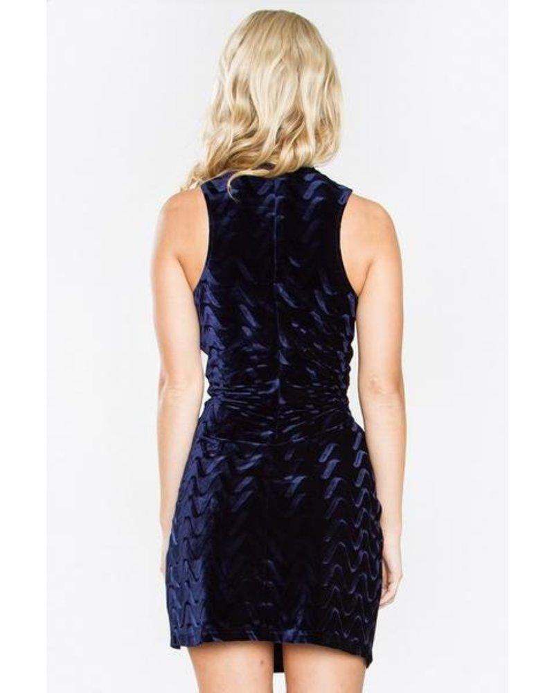 Giselle Velvet Dress