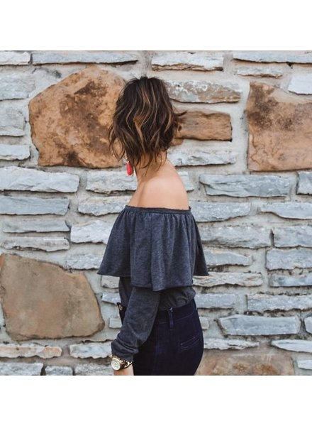 Peru Off shoulder Top
