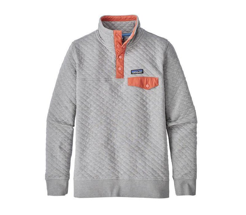 Patagonia W Cotton Quilt Snap