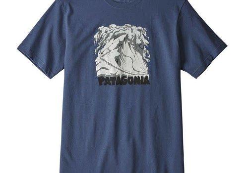 Patagonia Cornice Canvas Responsible-Tee