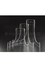 """11"""" Acrylic Giant Bowl Stand (hanging)"""