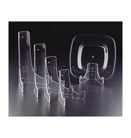"10"" Acrylic Tray & Bowl Stand"